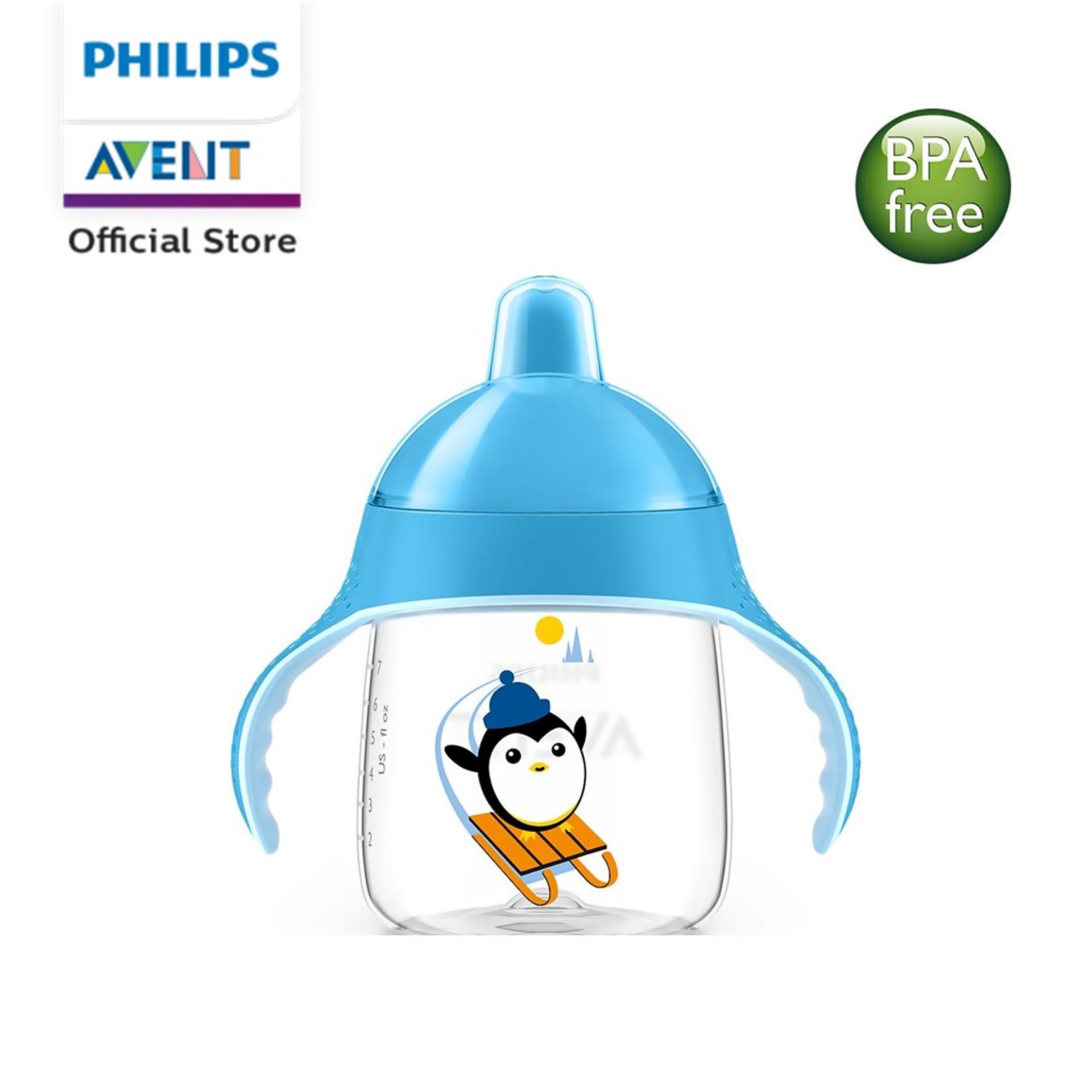 Philips Avent spout cup 260ml Blue