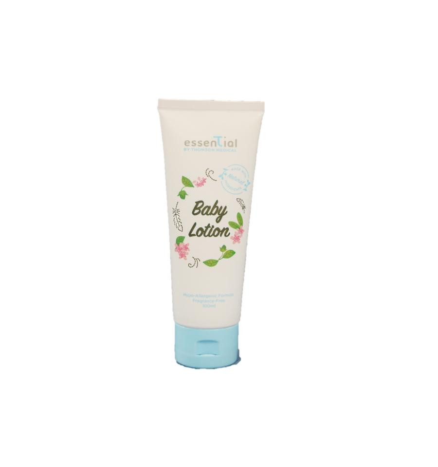 Essential By Thomson Medical Baby Lotion (100ml).
