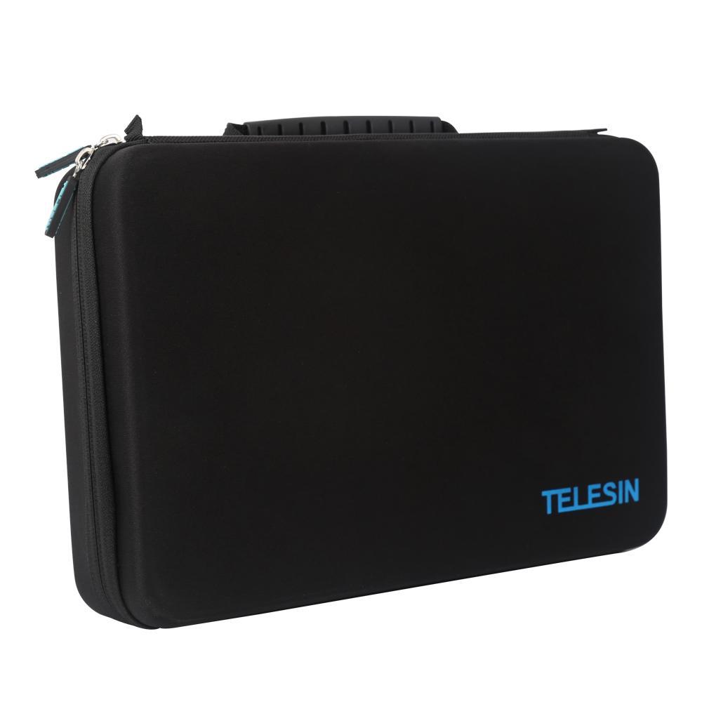 Telesin Large Eva Case for GoPro Hero 7/6/5 and Similar Size Action Camera