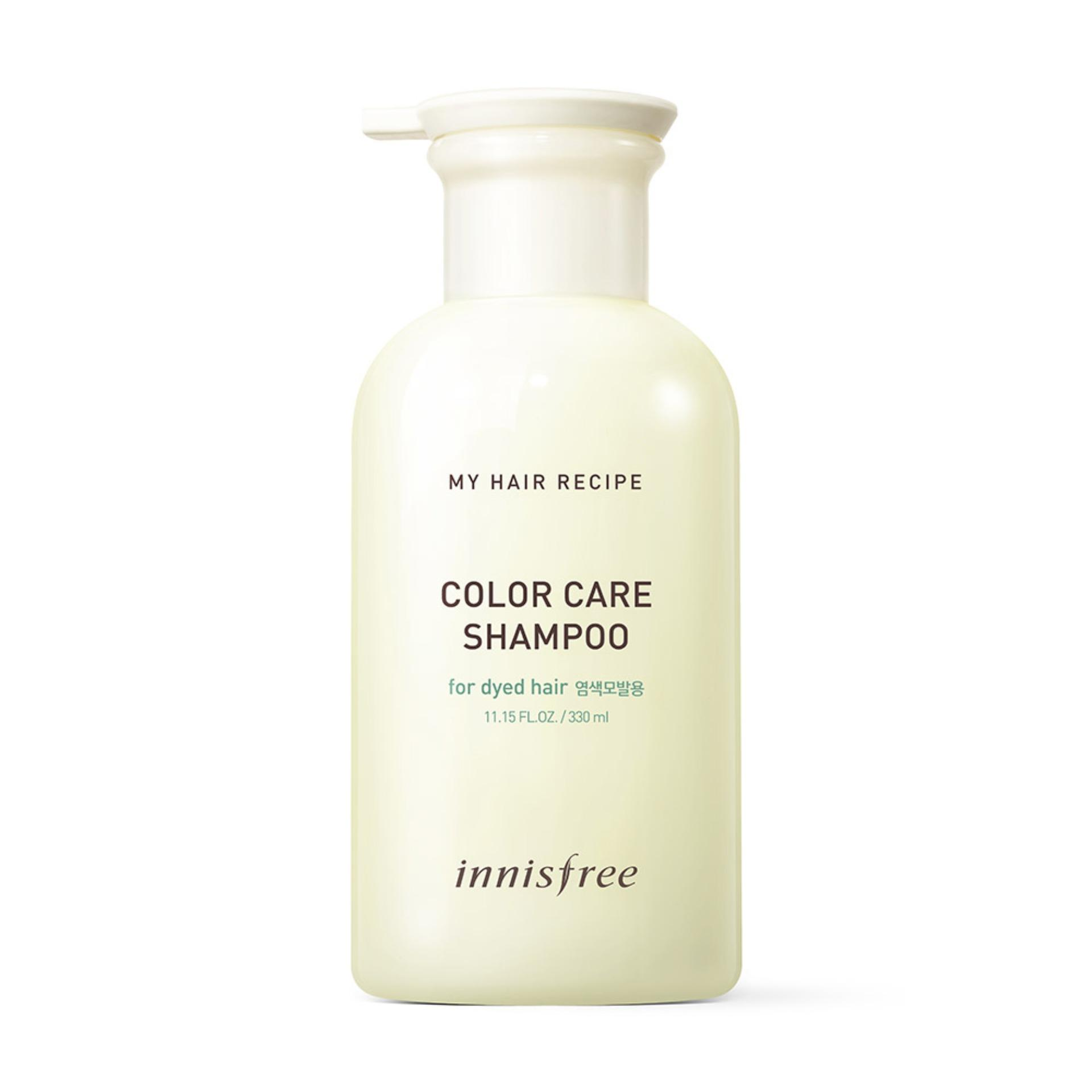 Who Sells Innisfree My Hair Color Care Shampoo For Color Treated Hair 330Ml