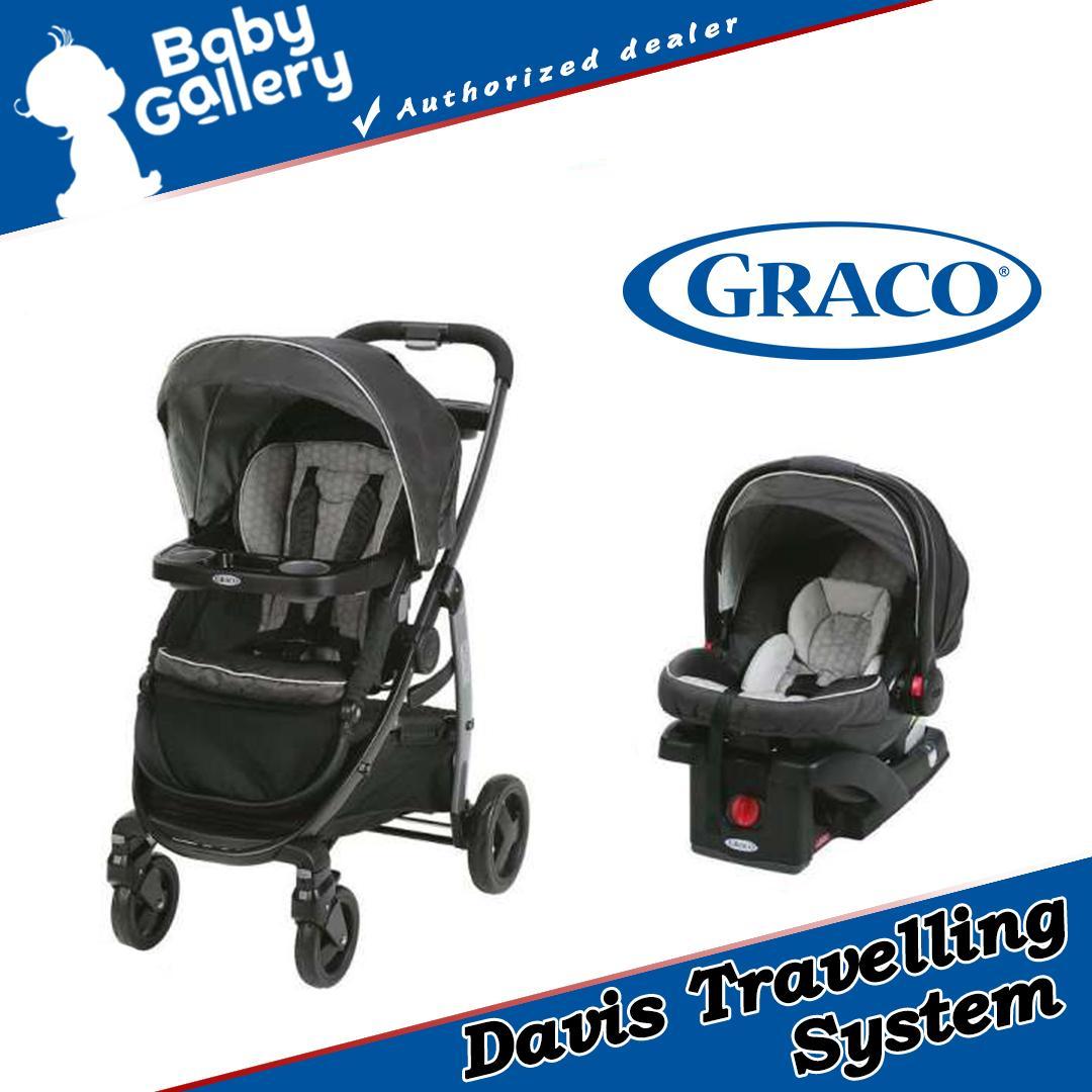 Graco Modes Select Travel System -Davis Singapore