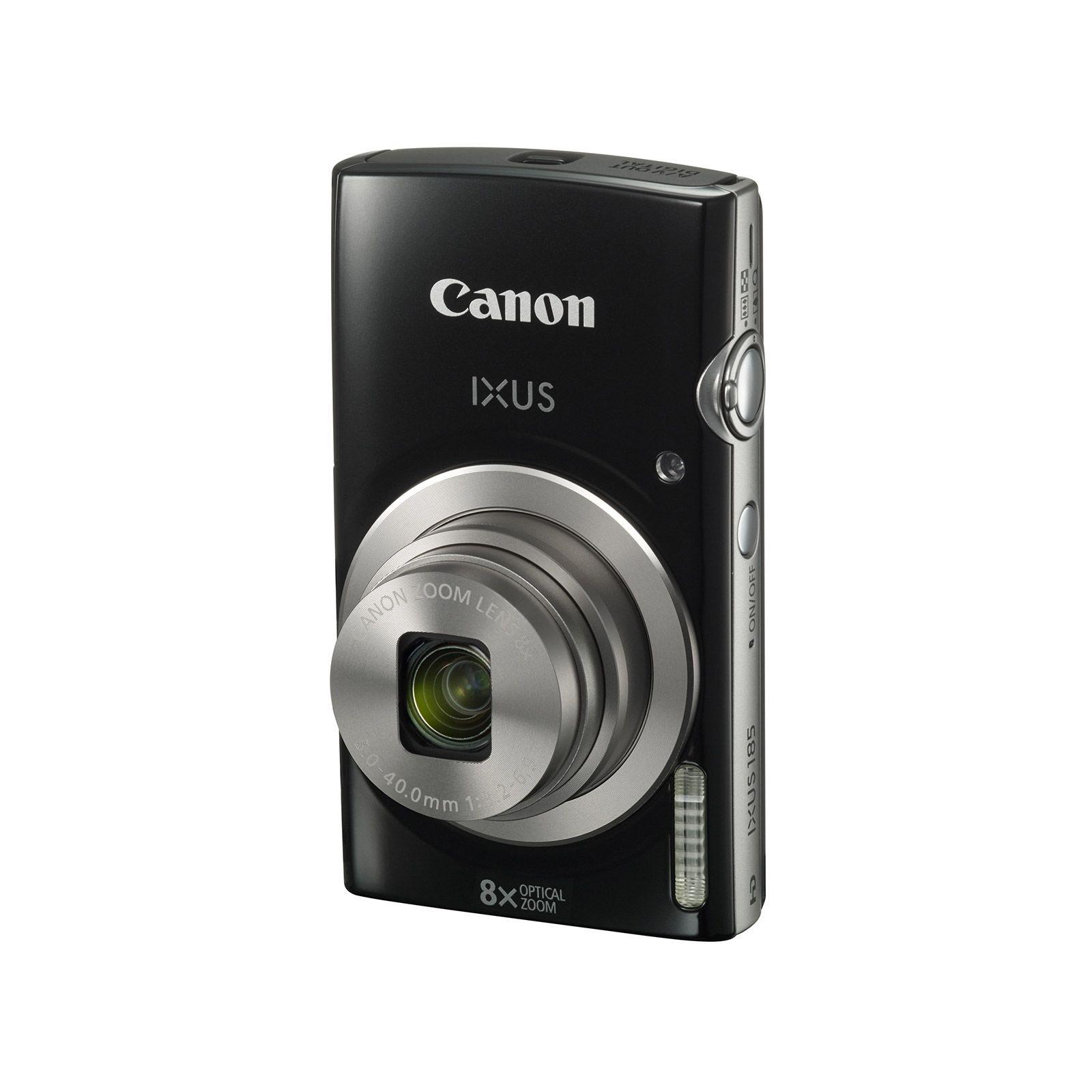 Canon Ixus 185 20.0 Megapixel Digital Camera 8x Optical Zoom By Fepl.