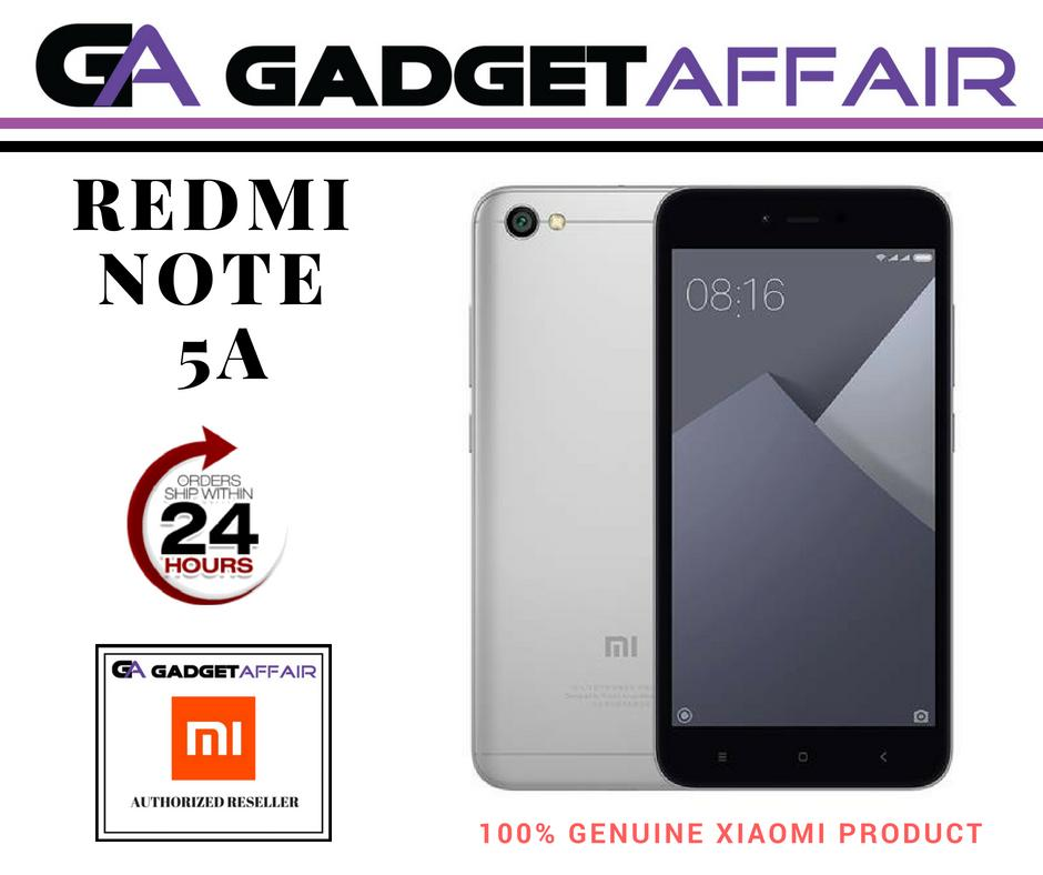 Discount Xiaomi Redmi Note 5A 16Gb Local Set Xiaomi