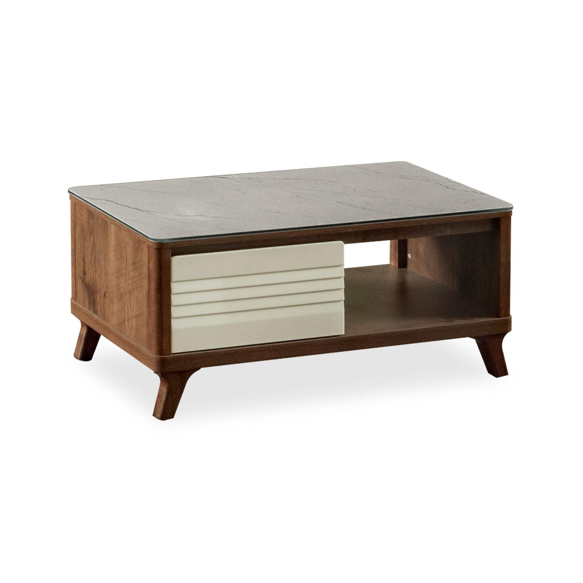Chaney Coffee Table (FREE DELIVERY)(FREE ASSEMBLY)