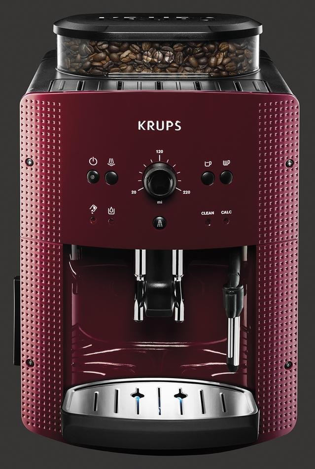 Coupon Krups Ea8108 Espresso Full Automatic Essen Coffee Machine