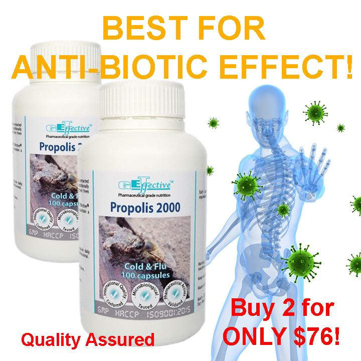 Discount Get Effective Propolis 2000 1 1 Get Effective On Singapore