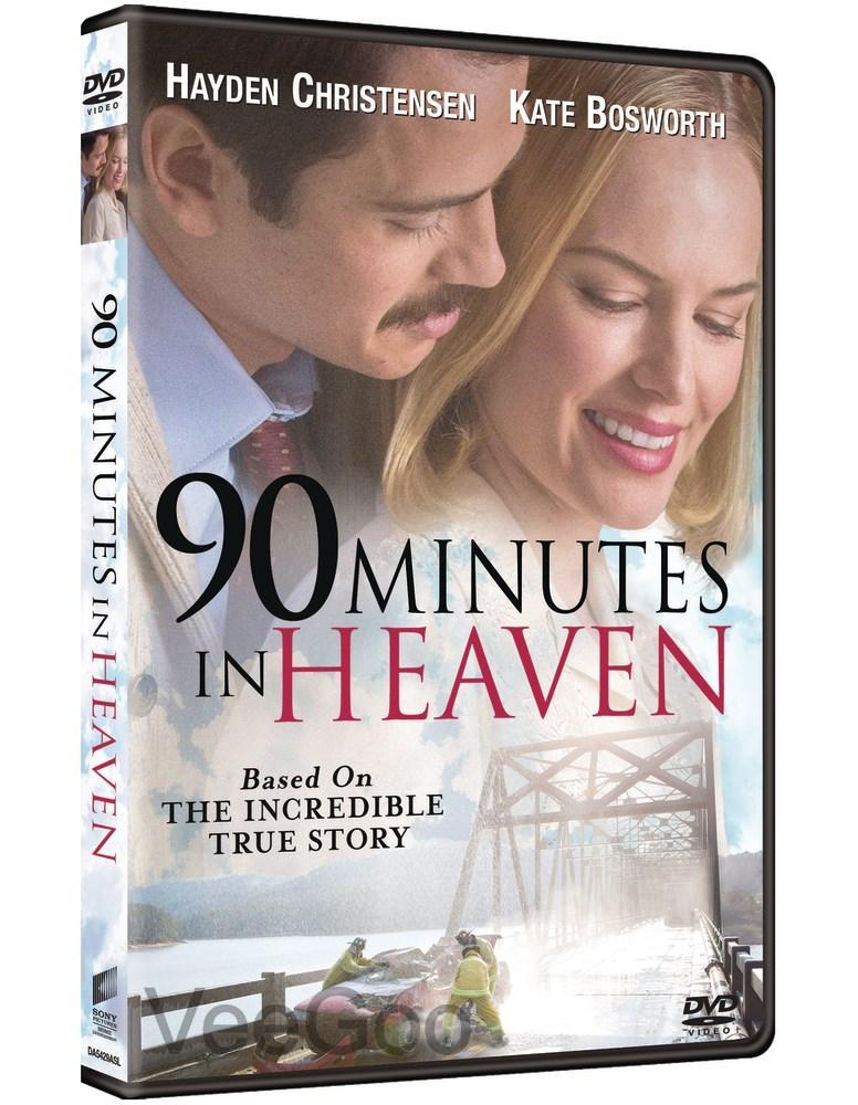 90 MINUTES IN HEAVEN DVD (PG/C3)