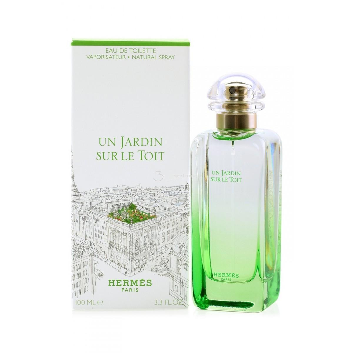 Latest Hermes Fragrances Products Enjoy Huge Discounts Lazada Sg Voyage D Unisex Edp 100ml Pinkcitysg Un Jardin Sur Le Toit Edt