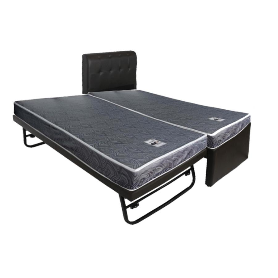 NICOLA 5 in 1 Bedframe with mattress