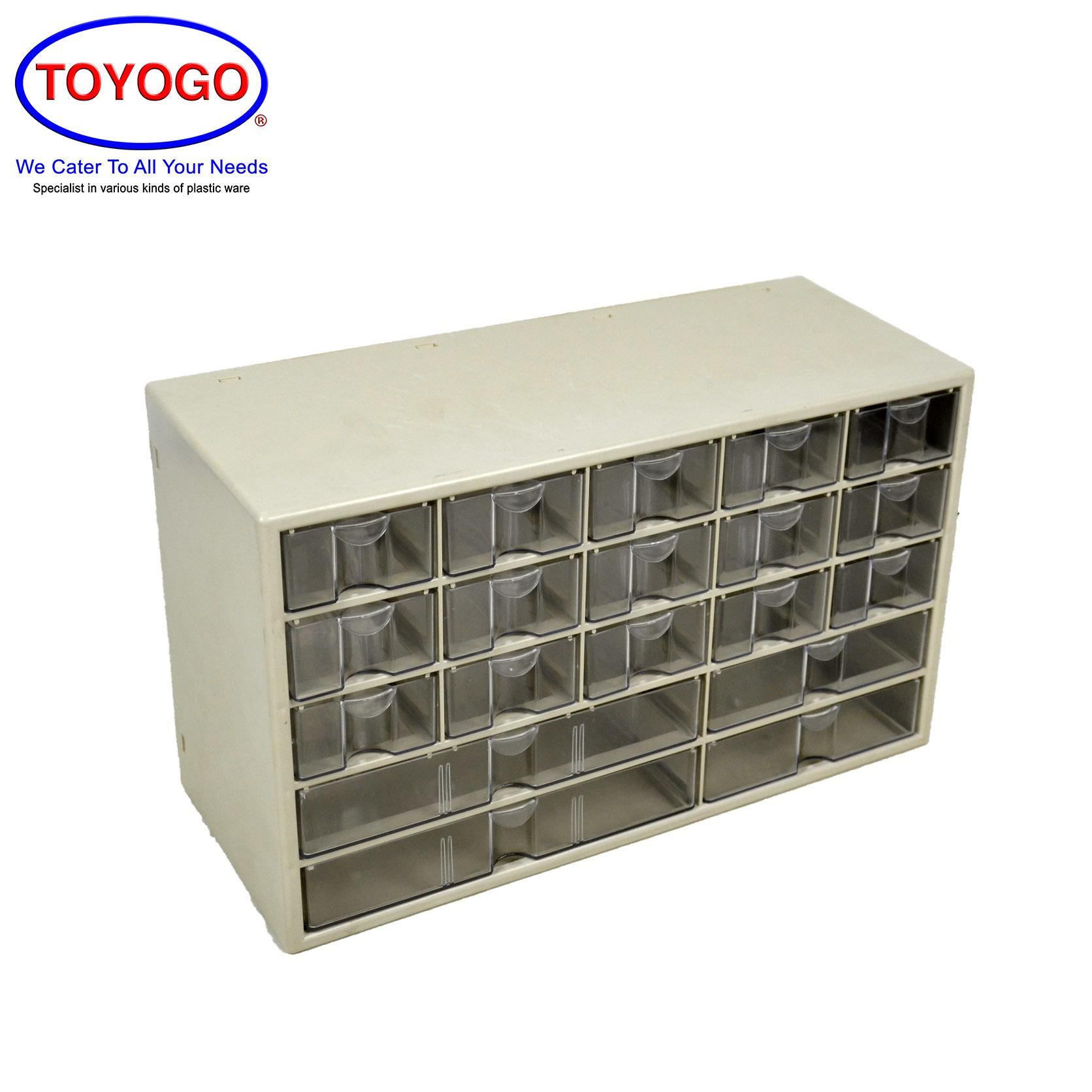 Toyogo 19 Compartment Case (7119)