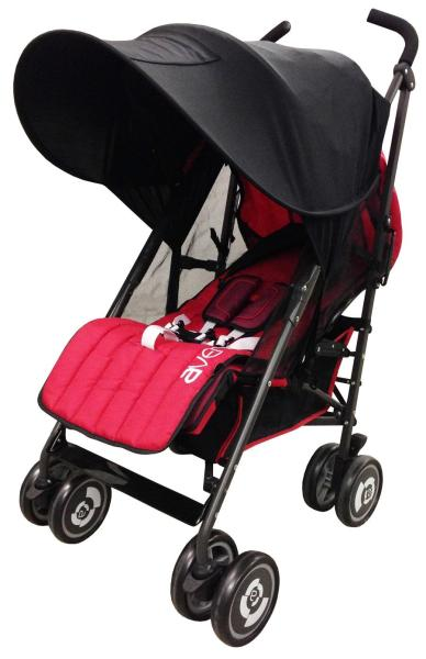Lucky Baby® 619452 Tipit™ Stroller Sunshade - SIZE : (L) 75cm x 73cm Singapore