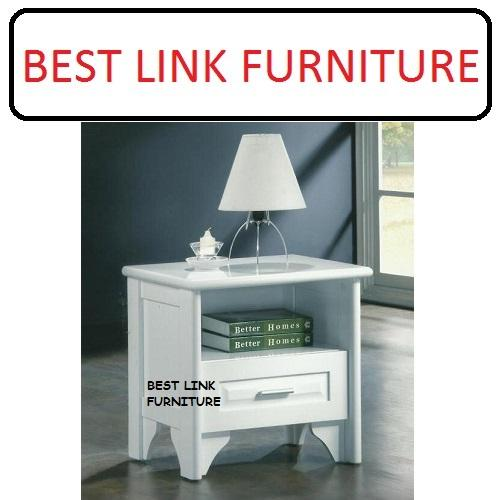 BEST LINK FURNITURE BLF 3437 Bed Side Table