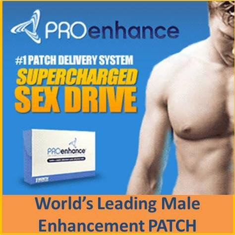 Proenhance The World Number One Rated Male Patch Enhancement System By Rezen.