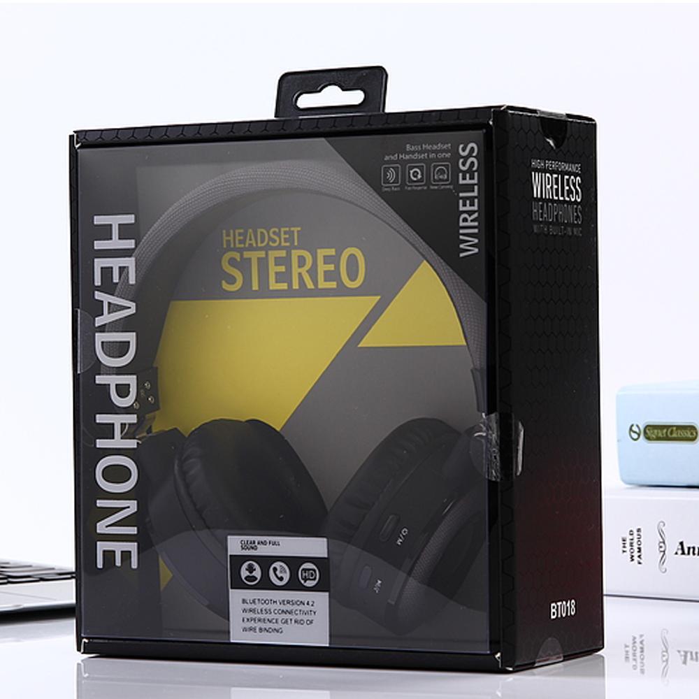 Wireless Bluetooth Headphone Headset On Singapore