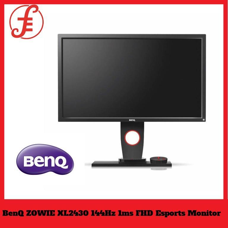 BenQ ZOWIE XL2430 24 144Hz 1ms Full HD Esports Gaming Monitor Singapore