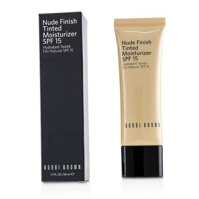 Bobbi Brown Nude Finish Tinted Moisturizer Spf Light Tint 50ml By Strawberrynet Sg.