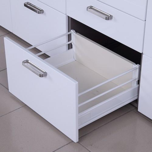 EXCEL-DTC-HIGH DRAWER W/DOUBLE ROD