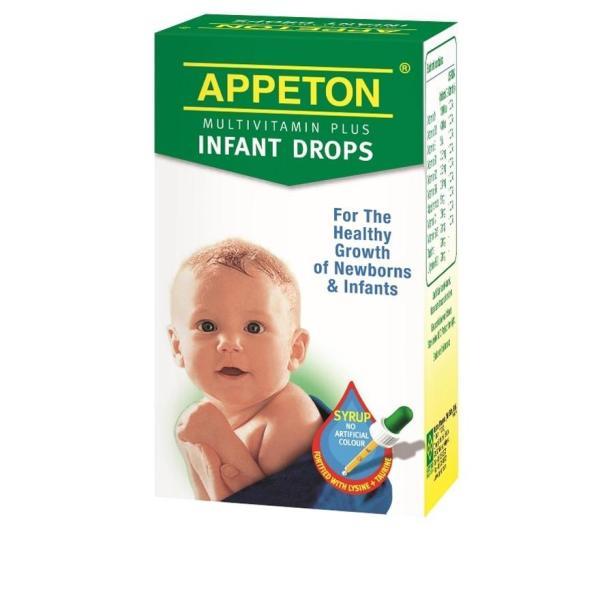 Buy Appeton Infant Drop 30Ml Singapore