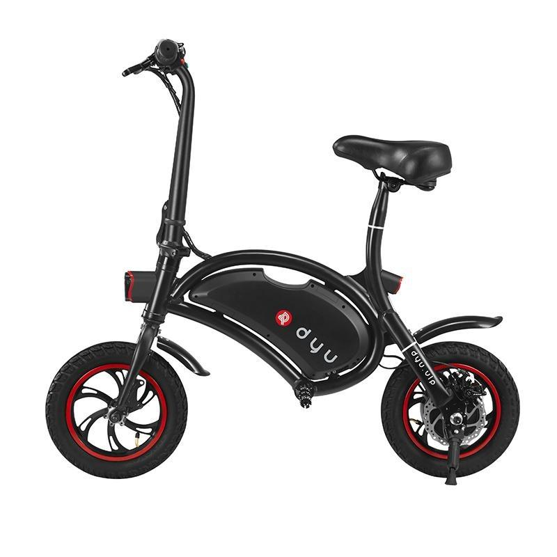 Dyu Electric Scooter Deluxe By Kernel Scooter.