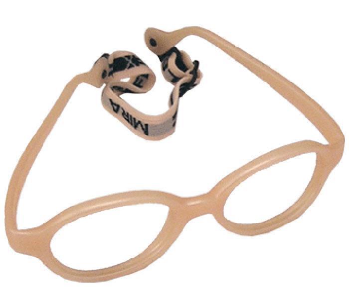 ccf1f73bb1b Singapore. Miraflex Children s Eyeglasses in Clear Beige (New Baby 1)