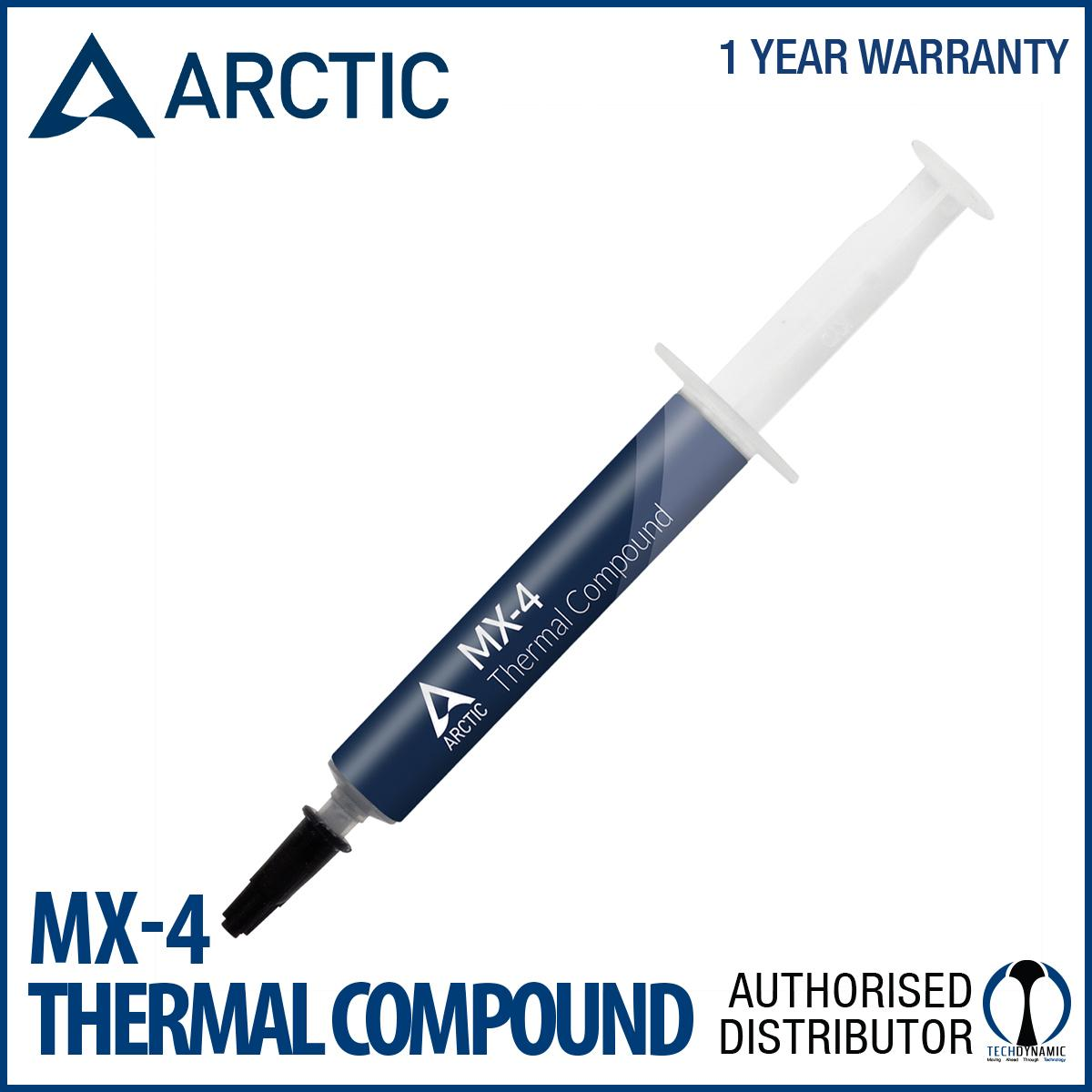 How To Buy Arctic Mx 4 Thermal Compound