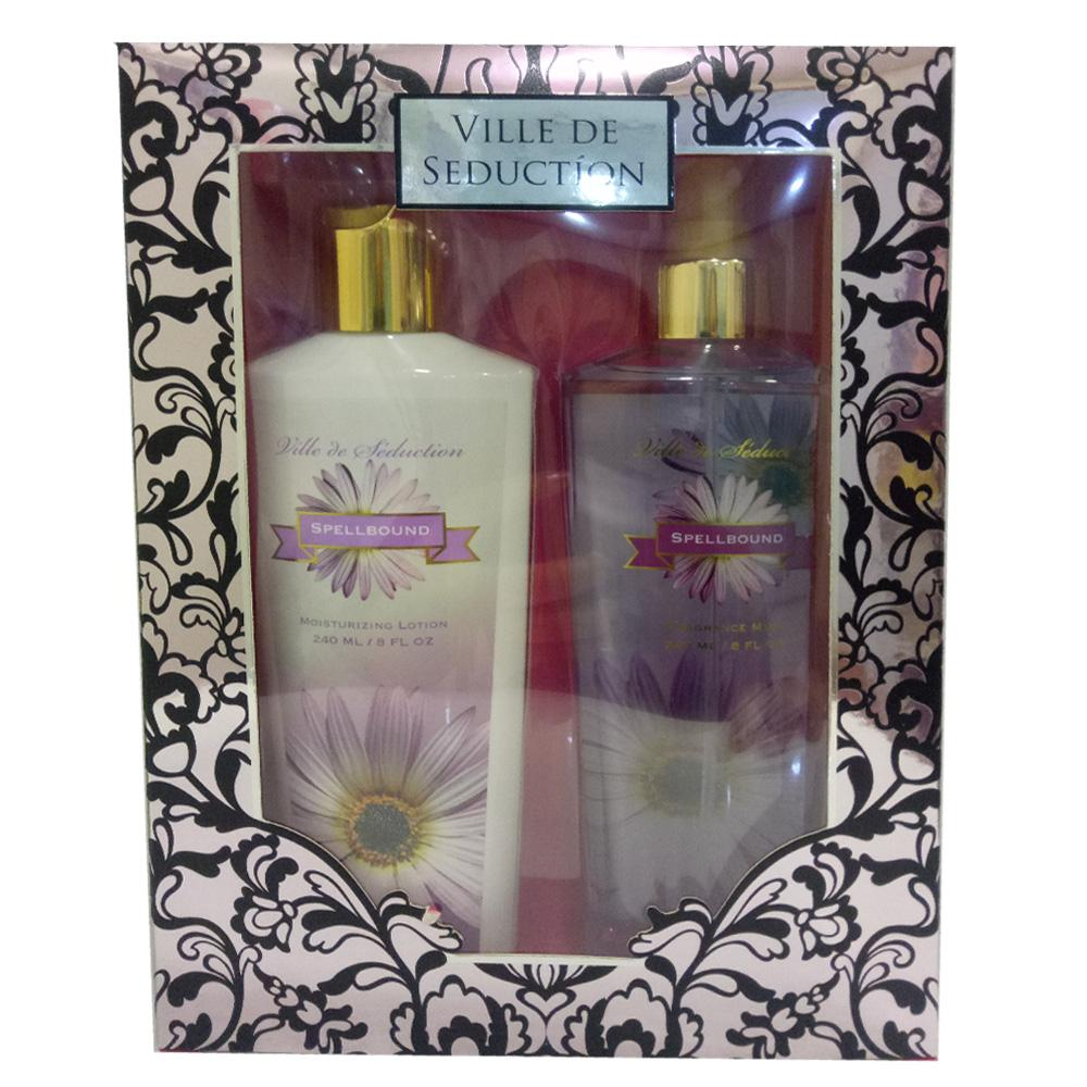 Who Sells Spellbound Ville De Seduction Gift Set 240Ml Each The Cheapest
