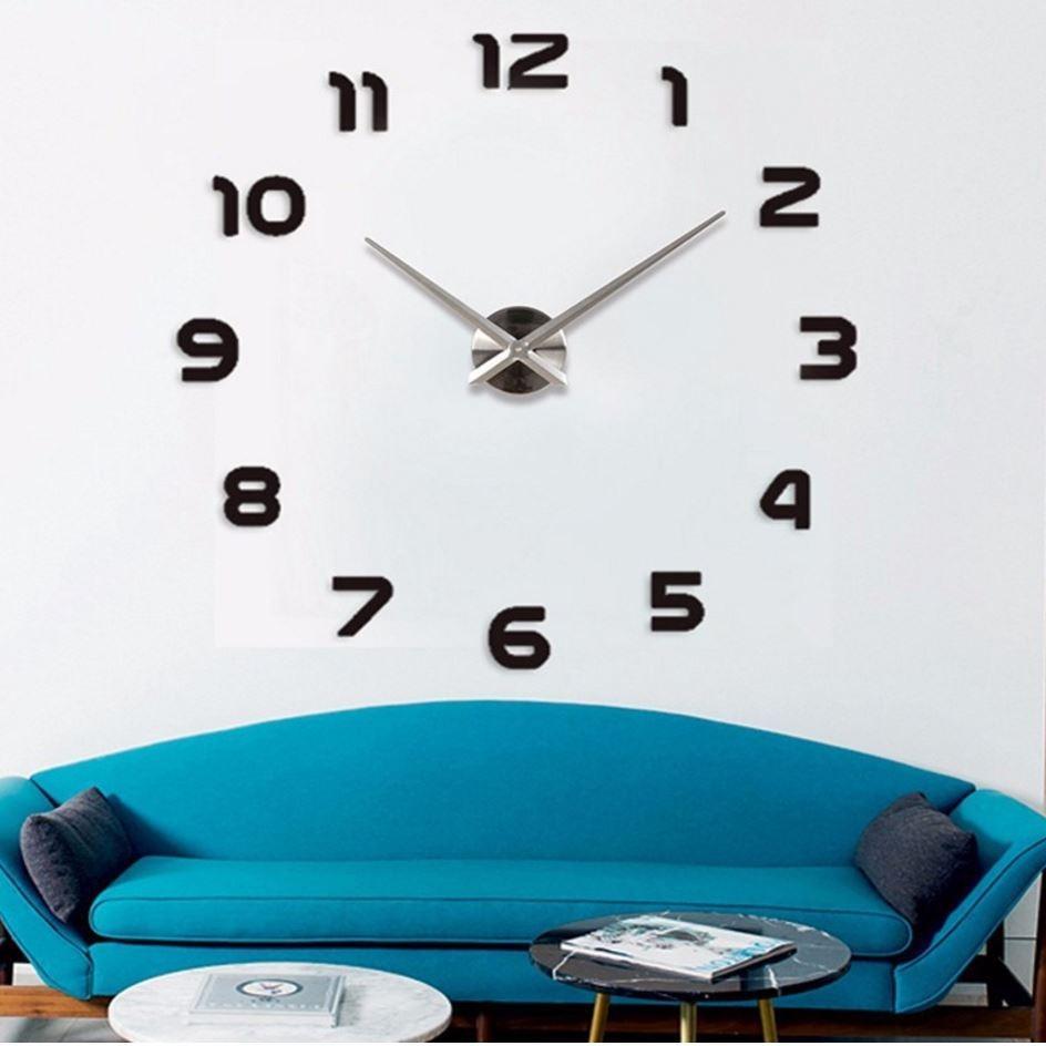 Premium DIY Jumbo Wall Clock DC1
