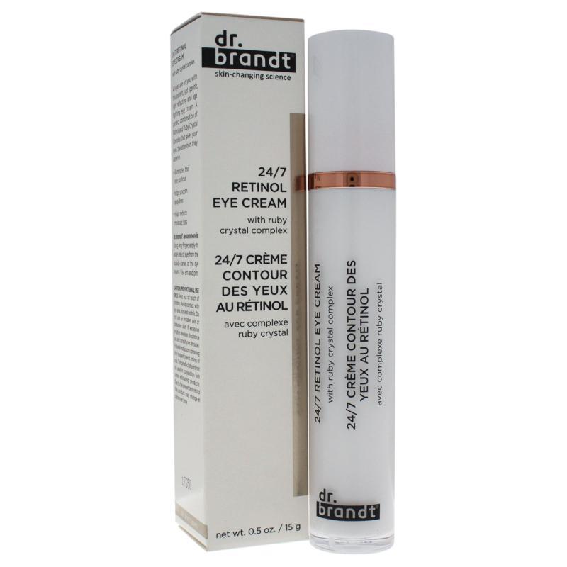 Buy Dr. Brandt 24/7 Retinol Eye Cream - 0.5 oz Cream Singapore