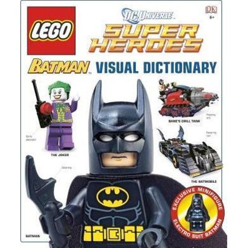 Lego Batman: Visual Dictionary