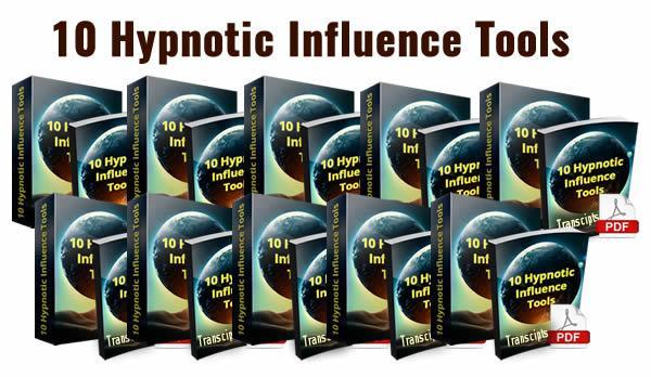 10 Hypnotic Influence Tools