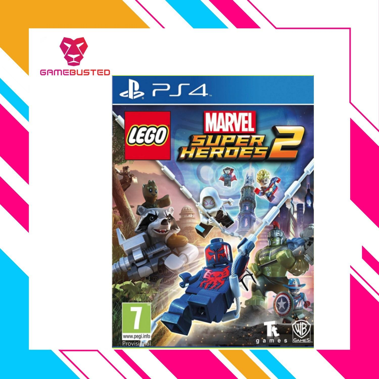 Buy Online Psp Games Best Sellers Lazada Ps4 Tekken 7 Region 3 Bonus Lego Toys Marvel Super Heroes 2 Deluxe Edition R2