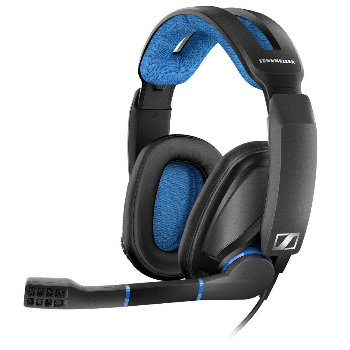 Sennheiser gaming headset mic GSP 300