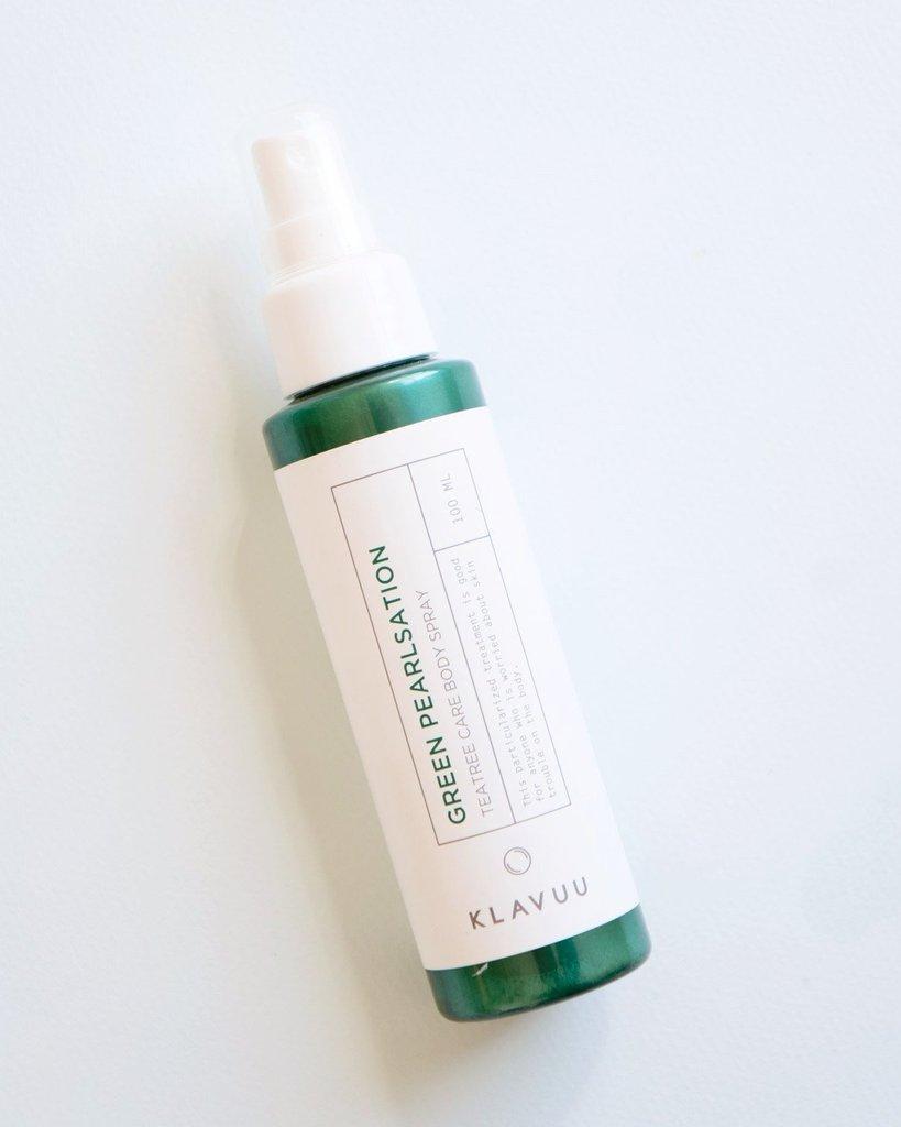 KLAVUU Tea Tree Care Body Spray 100ml - COCOMO