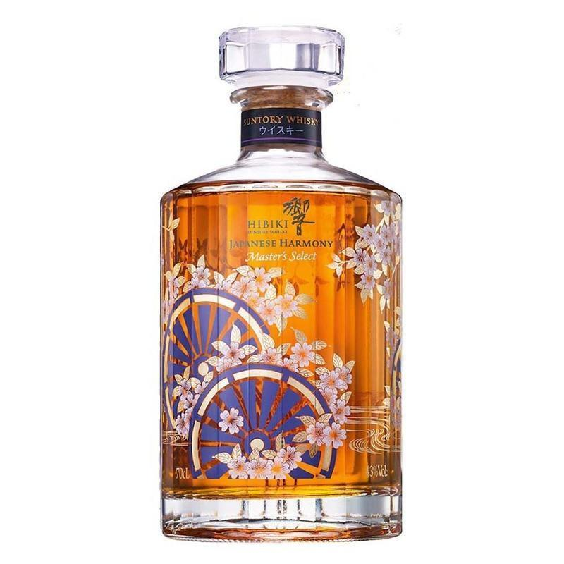 Hibiki Japanese Harmony Masters Select Limited Edition 70cl Alc 43% By Living Crazy.