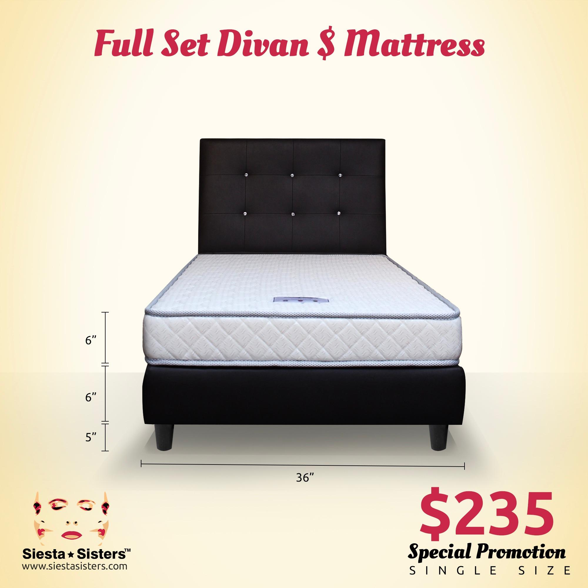 Who Sells Single Foam Mattress With Divan Bed Frame