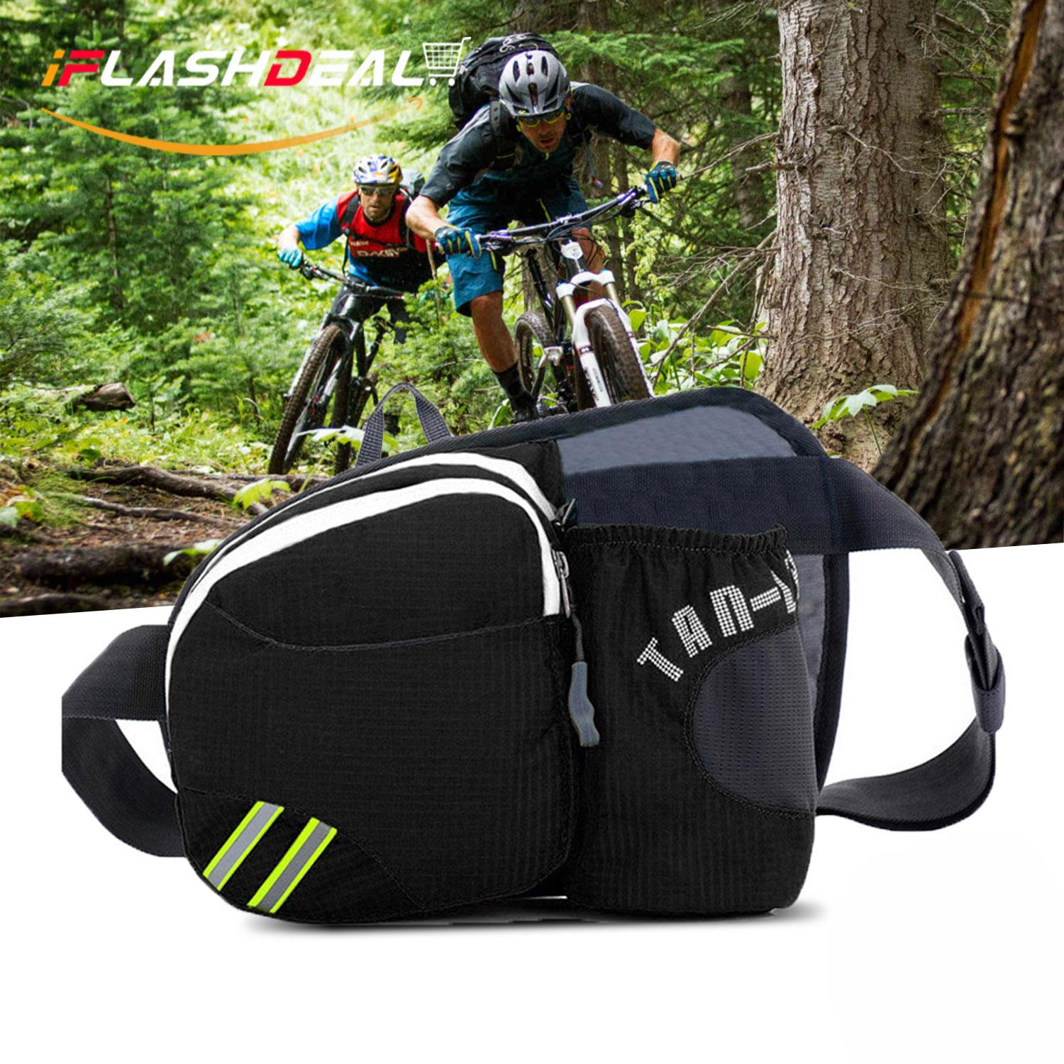 iFlashDeal Waist Pack Portable Fanny Pack Outdoor Hiking Cycling Travel Sport Waist Bag