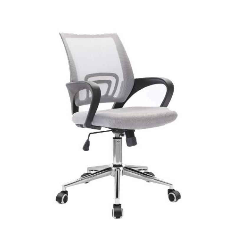 JIJI (Free Installation) (Typist Chair ( BLACK FRAME MOBILE))   (Home Office Chair) Office chair/Study chair/Gaming chair/Ergonomic/ Free 12 Months Warranty (SG) Singapore