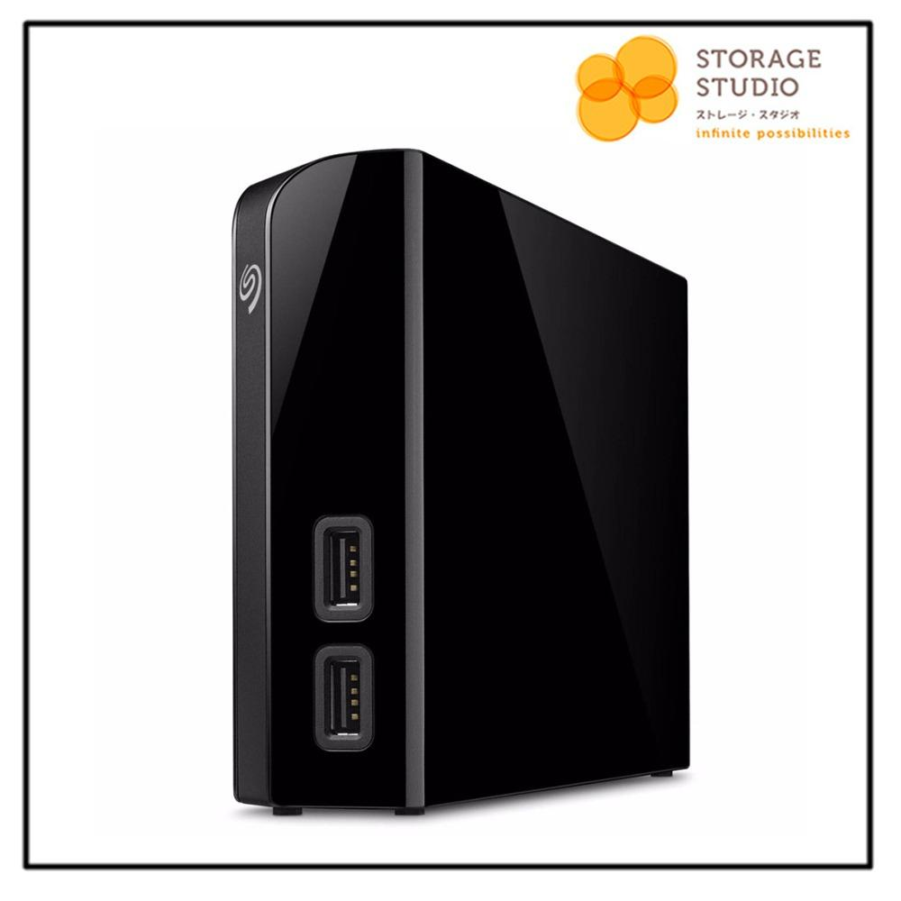 Seagate 6Tb Backup Plus Desktop Drive With Hub On Singapore
