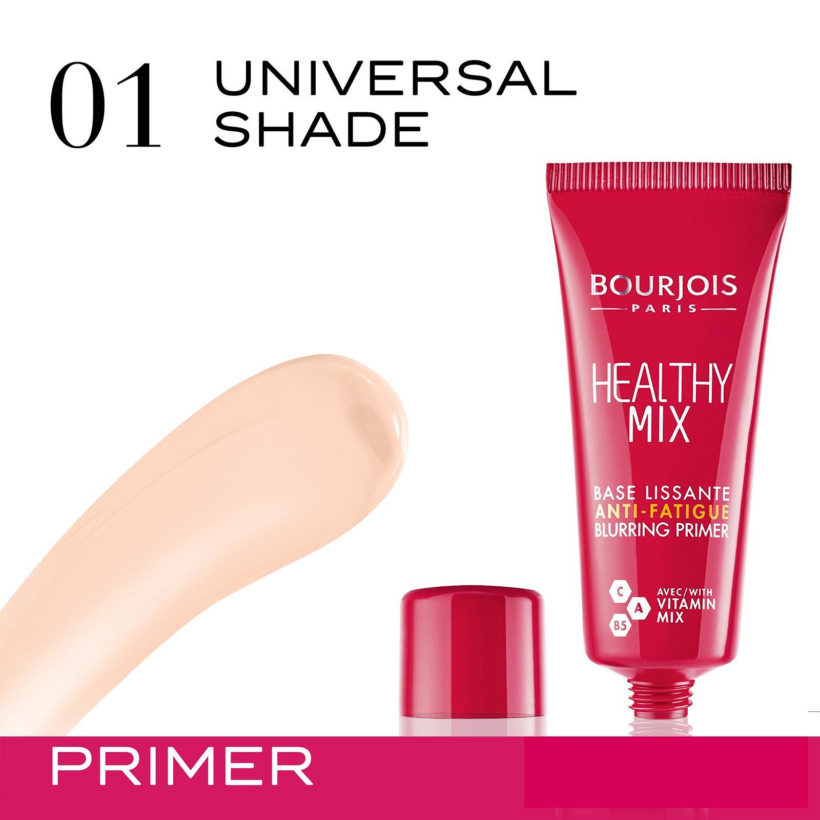 Bourjois Healthy Mix Blurring Primer Antifatigue 00 Universal Shade 20ml By Bourjois.