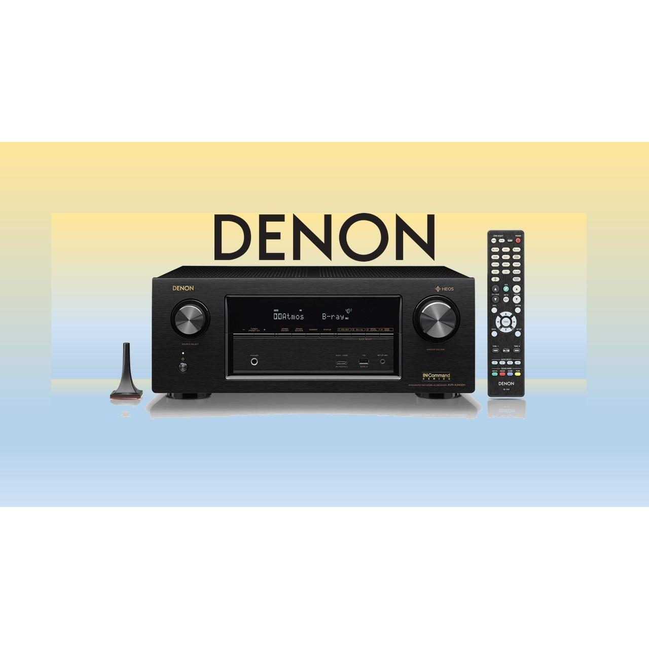 Price Comparisons Denon Avr X2400H