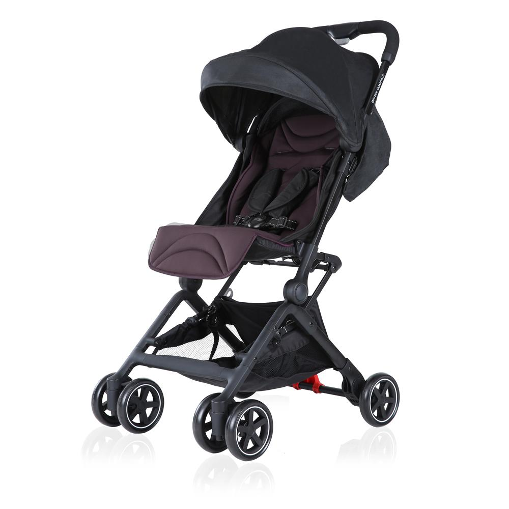 Britax Compact  Lightweight Stroller- Dark Berry Singapore