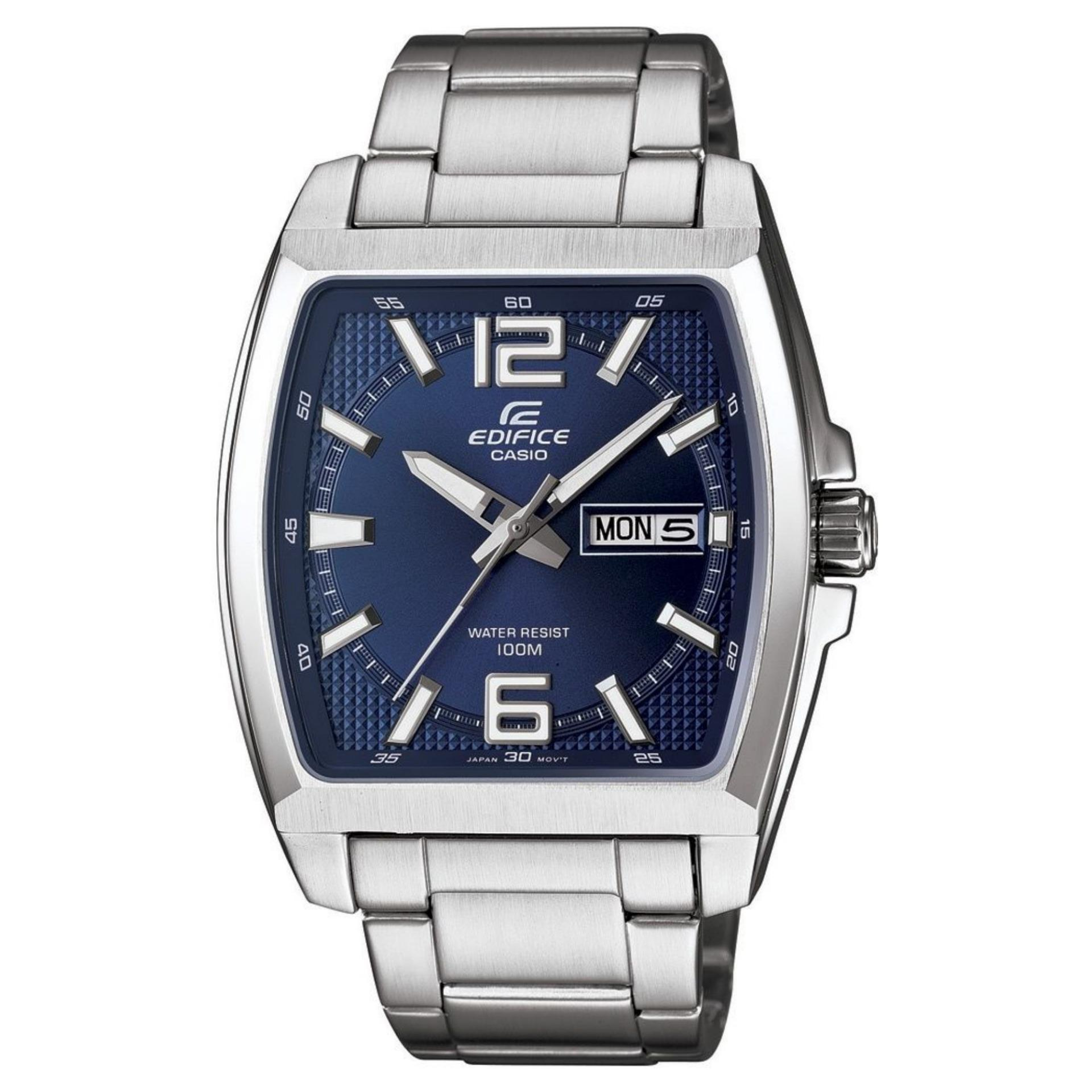 Buy Casio Edifice Square Sports Watch Efr 100D 2A Singapore