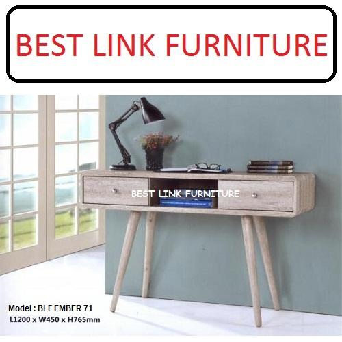 BEST LINK FURNITURE BLF Ember 71 Console Table