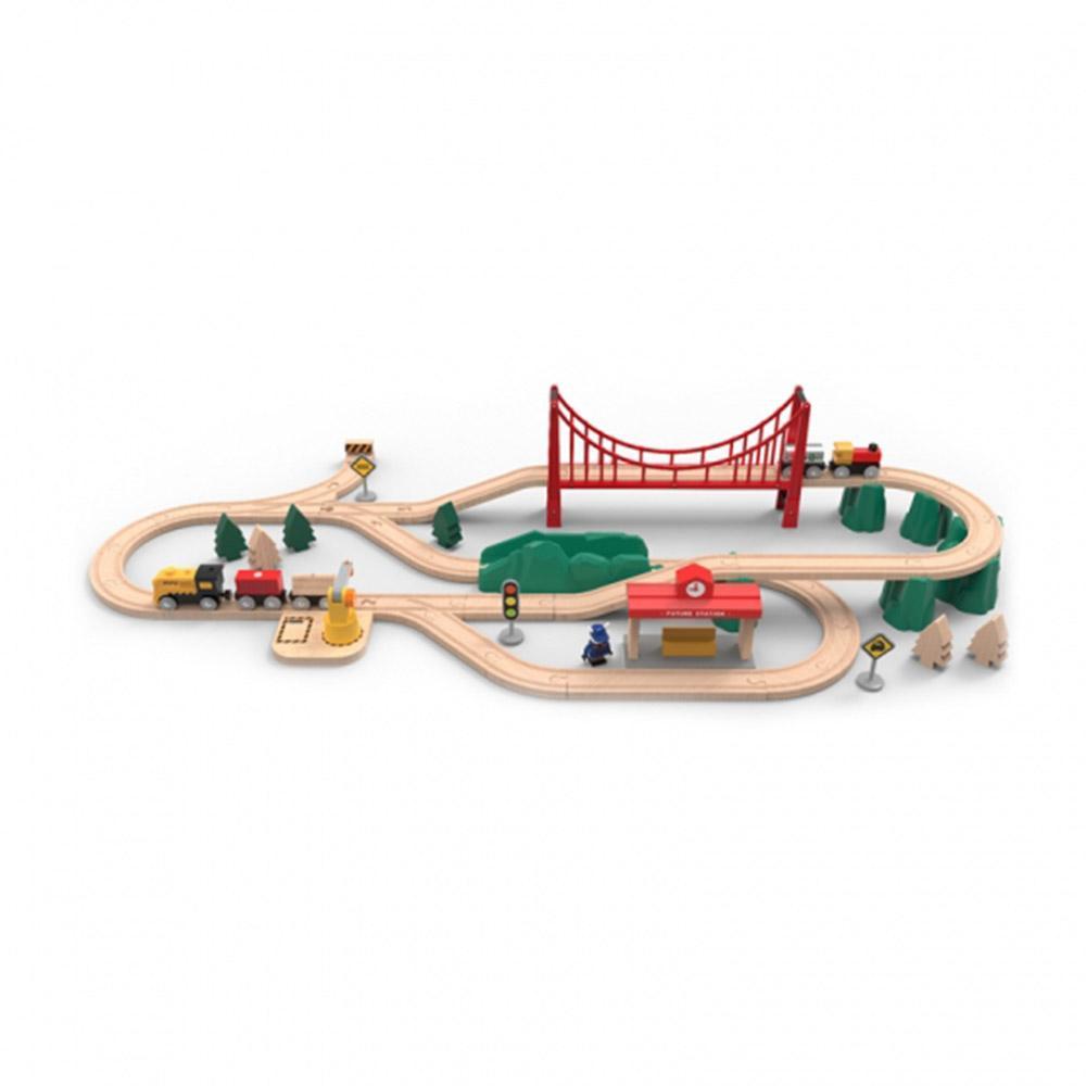 Xiaomi Toy Train Set By Mi Store.