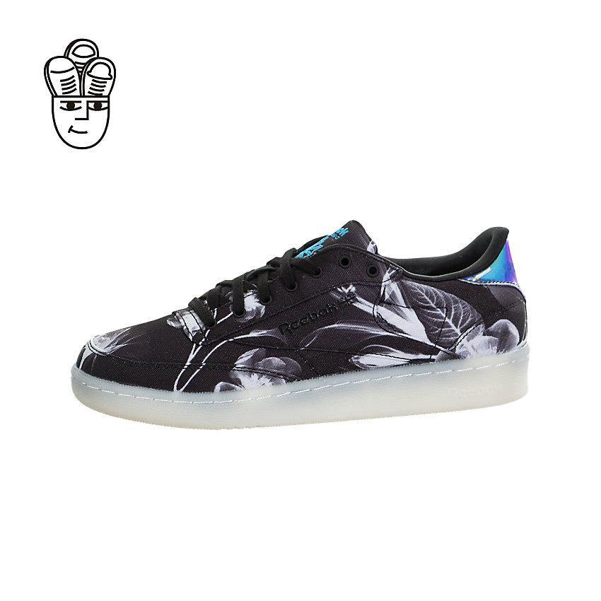 Reebok Club C 85 X-Ray Botanica Retro Tennis Shoes Women Ar1581 -Sh By Sneakerhead Official Store.