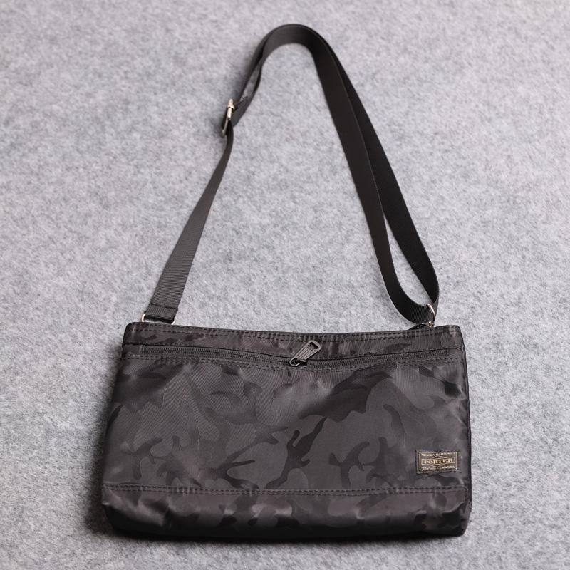 464426a1f4 Japan Yoshida Head Porter Men Waterproof Single-shoulder Bag Mini Messenger  Bag Riding Messenger Bag