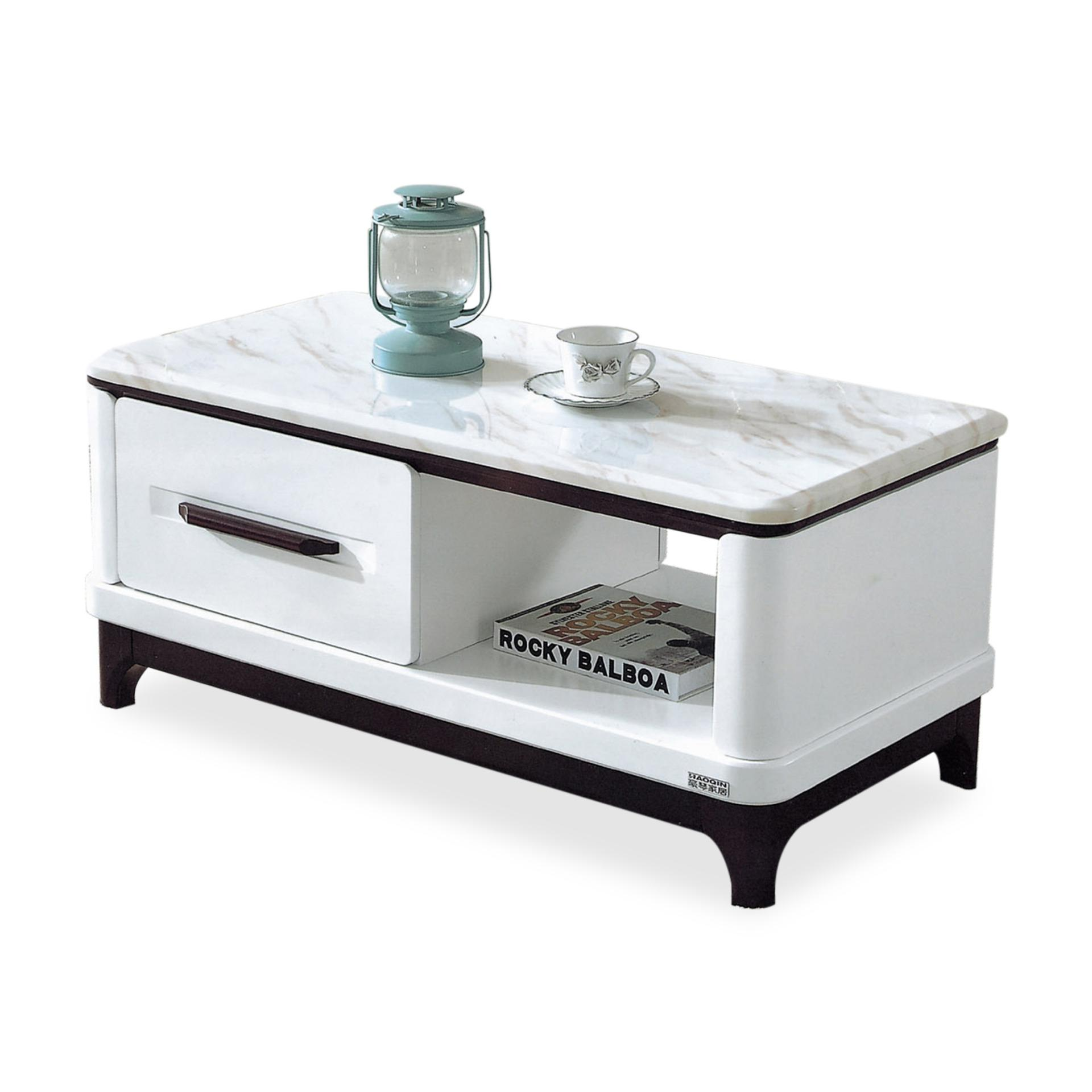 Gerry Coffee Table (FREE DELIVERY)(FREE ASSEMBLY)