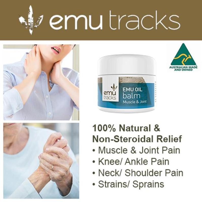 Buy Emu Tracks Emu Oil Balm 95g Singapore