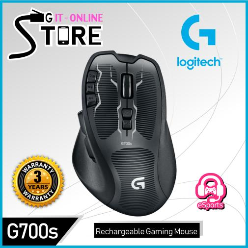 0ddb1a9f44f Logitech G700s Rechargeable Gaming Mouse Singapore