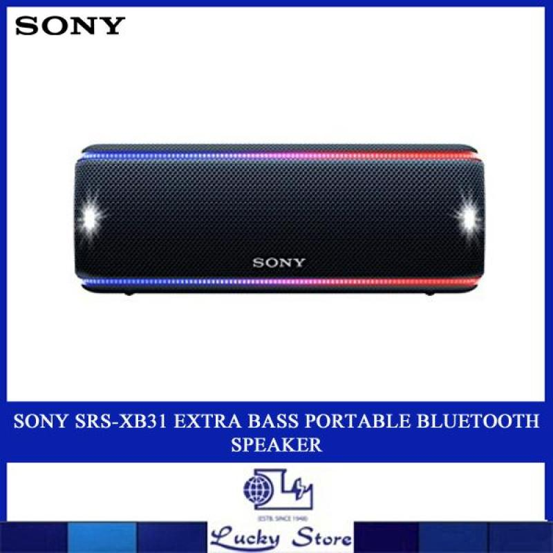 SONY SRS-XB31 EXTRA BASS PORTABLE BLUETOOTH SPEAKER Singapore
